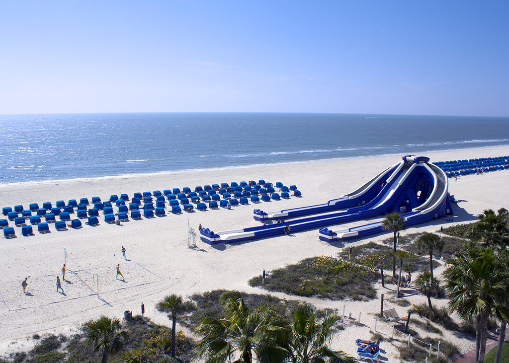 Best Beach Resorts In St Petersburg Florida