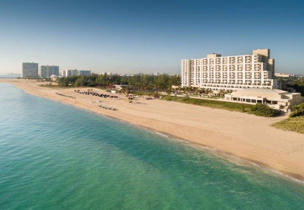 Harbor Beach Marriott Resort Deluxe