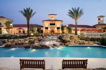 Holiday Inn Club Vacations Orange Lake, Aug 1, 2014 4 Nights