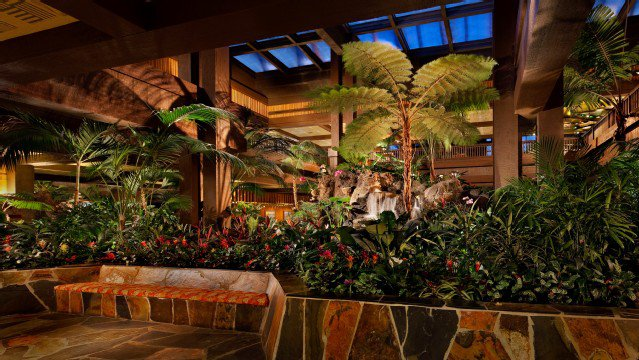 Disneys Polynesian Resort Cheap Vacations Packages Red