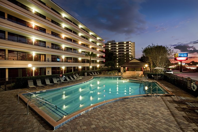 Rosen Inn At Pointe Cheap Vacations Packages Red Tag