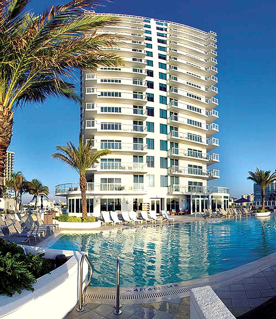 Hilton Fort Lauderdale Beach Resort Spa