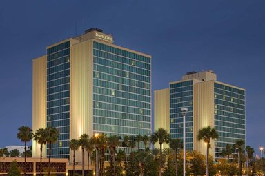 Doubletree By Hilton Near Universal, Jan 7, 2015 5 Nights