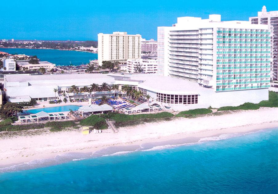 Deauville Hotel Miami History