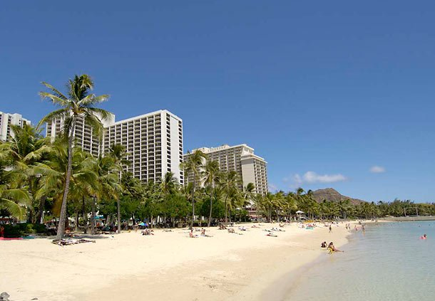 Waikiki Beach Marriott Resort And Spa Cheap Vacations