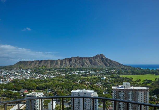 Waikiki Beach Marriott Resort And Spa Honolulu Hawaii Usa