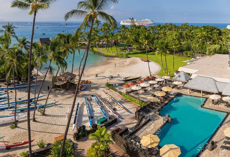 Hotels On Big Island Kona