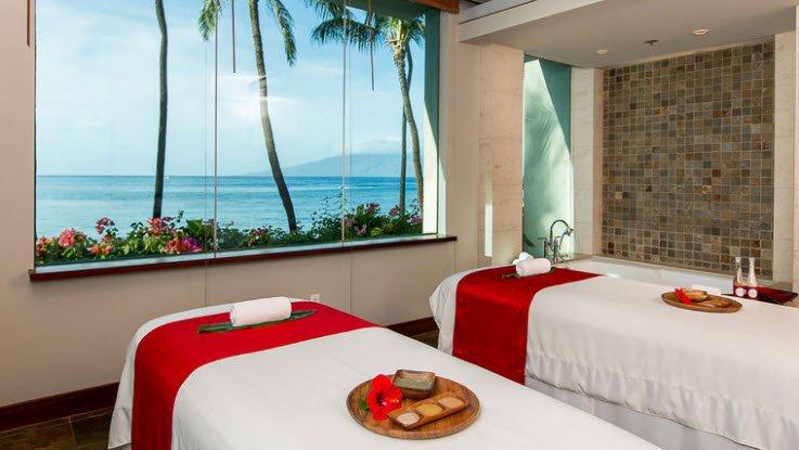 Hyatt Maui Room Service Menu