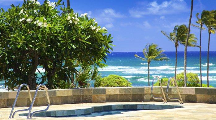 Aston Aloha Beach Resort In Wailua