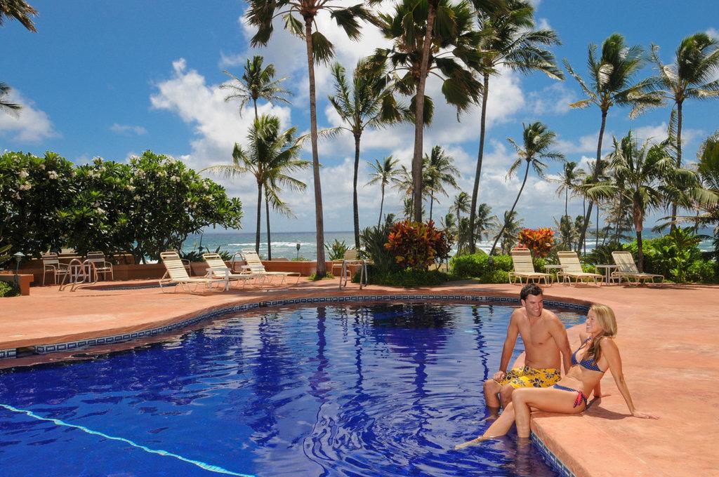 Aston Aloha Beach Resort Kauai Hawaii