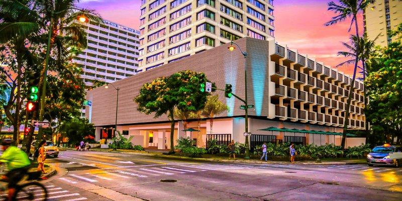 Cheap Hotels In Waikiki Honolulu
