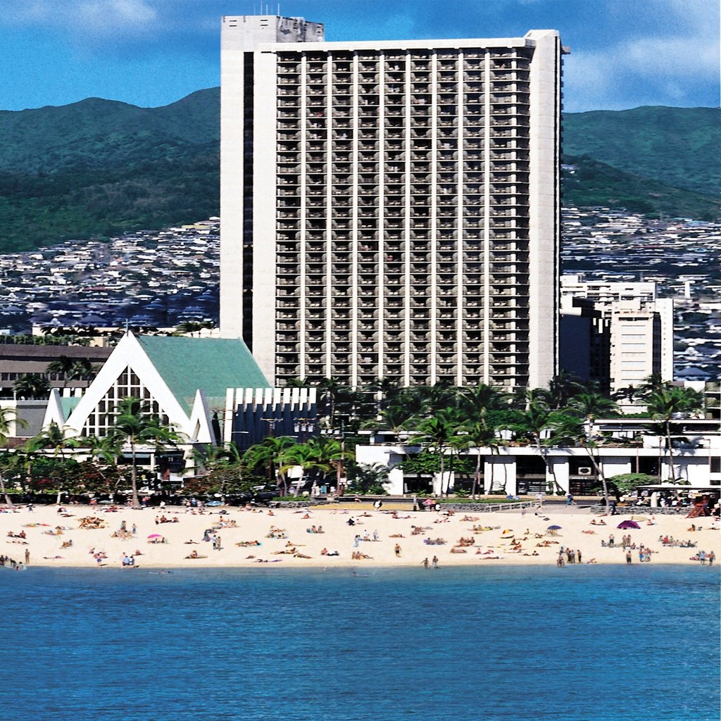 Hilton Waikiki Beach Cheap Vacations Packages Red Tag
