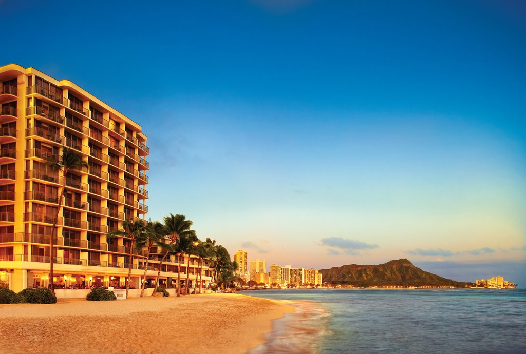 Outrigger Reef On The Beach Cheap Vacations Packages Red