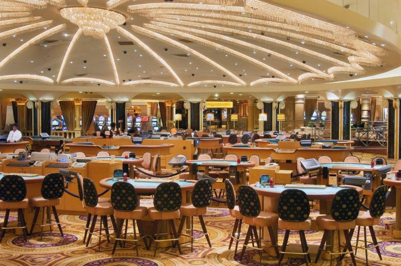 Paris Hotel Poker Room
