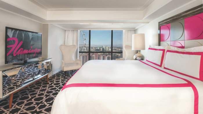 Flamingo Hotel Las Vegas Room Service