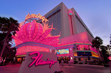 Flamingo Las Vegas, Dec 17, 2014 3 Nights
