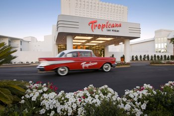 The New Tropicana Las Vegas, Dec 26, 2014 5 Nights