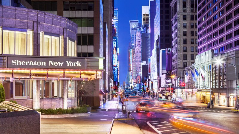 Cheap Hotels In Times Square New York City