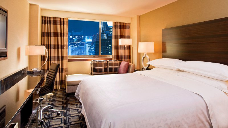 Sheraton New York Times Square Hotel Cheap Vacations