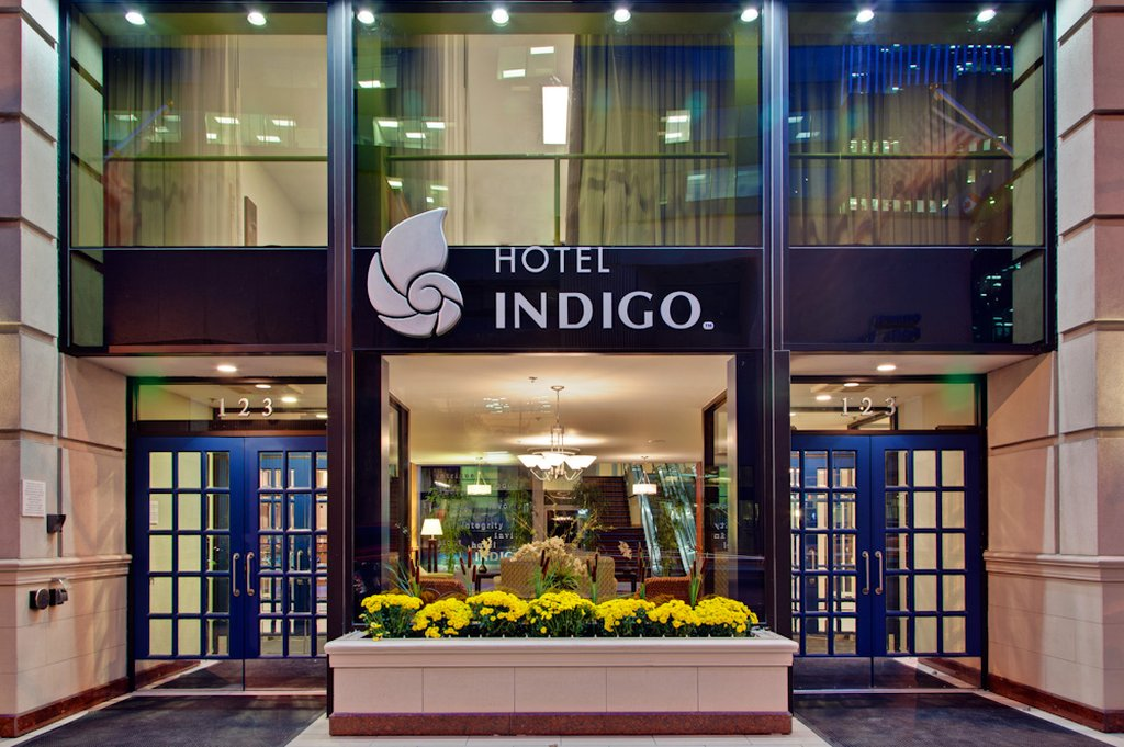 Hotel Indigo Ottawa Downtown Ottawa On Canada
