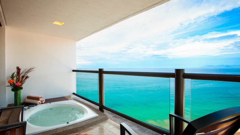 Hyatt Ziva Puerto Vallarta Cheap Vacations Packages Red