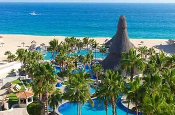 Sandos Finisterra Los Cabos Resort, Jan 1, 2015 7 Nights