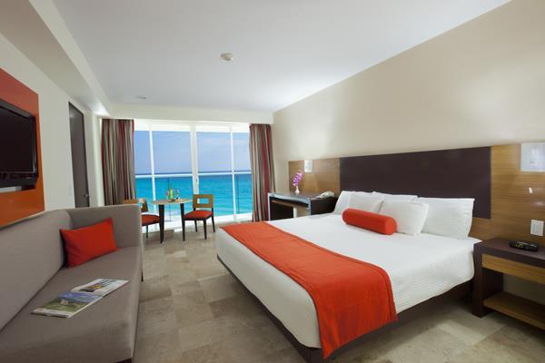 Krystal Cancun Room Service Menu