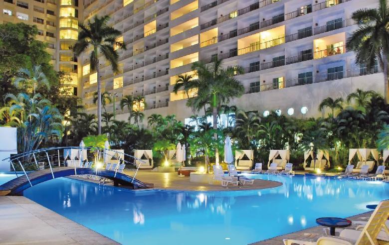 Hotel Emporio Acapulco Reviews