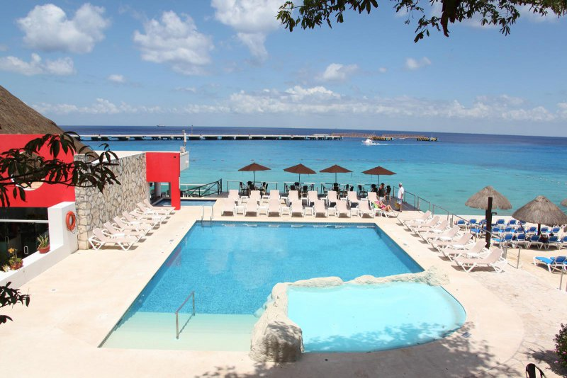 El Cid La Ceiba Cozumel Cheap Vacations Packages Red Tag