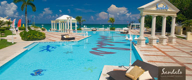 Sandals Royal Bahamian, Sep 1, 2014 4 Nights