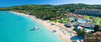 Sandals Grande Antigua, Oct 17, 2014 7 Nights