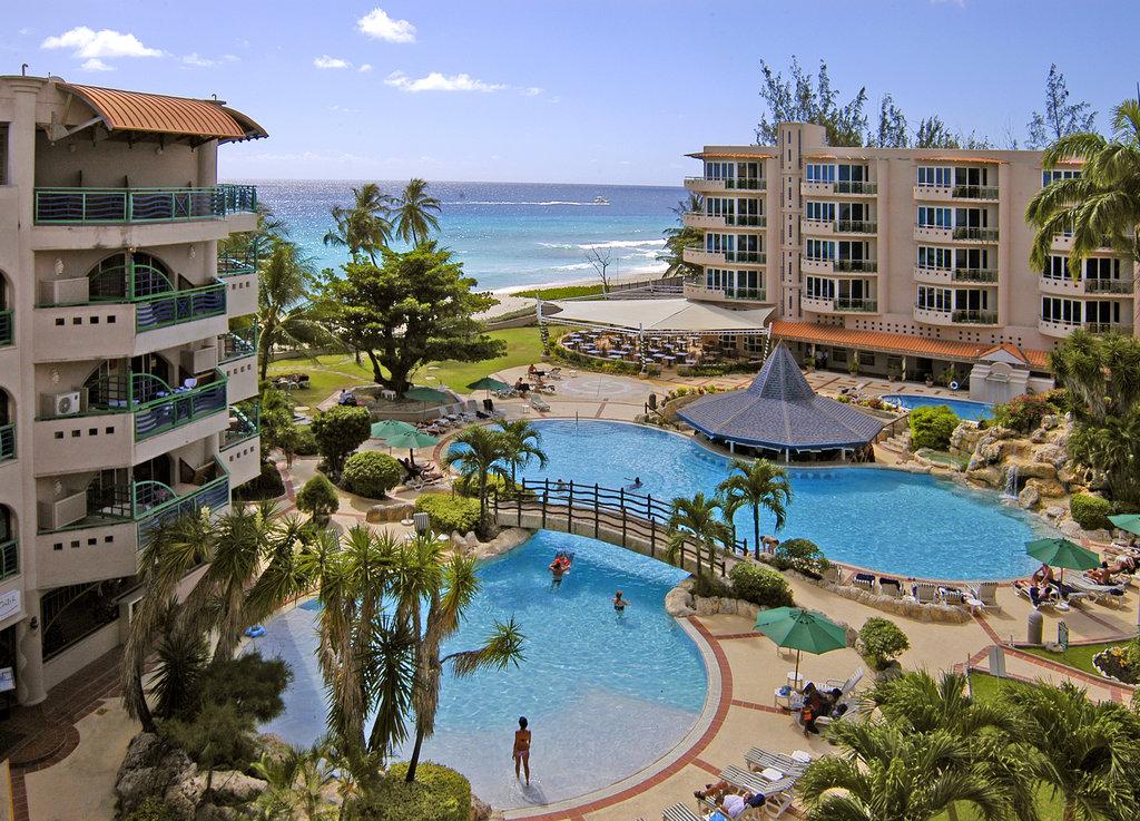 Accra Beach Hotel Island View Room