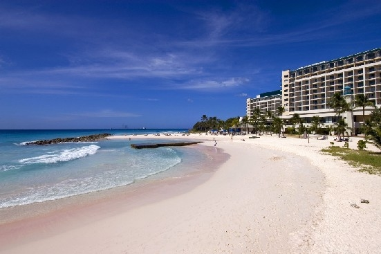 Hilton Barbados Resort, Oct 18, 2014 7 Nights