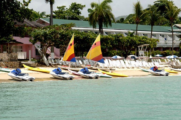 Shaw Park Beach Hotel And Spa Ocho Rios Jamaica