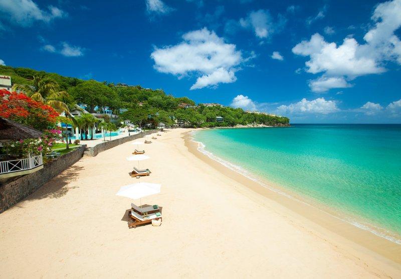 5f2ec1b1e3e880 Vacation Deals to sandals regency la toc spa & beach resort   st ...