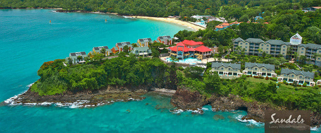 Sandals regency la toc golf resort and spa cheap vacations for Best spa vacation packages