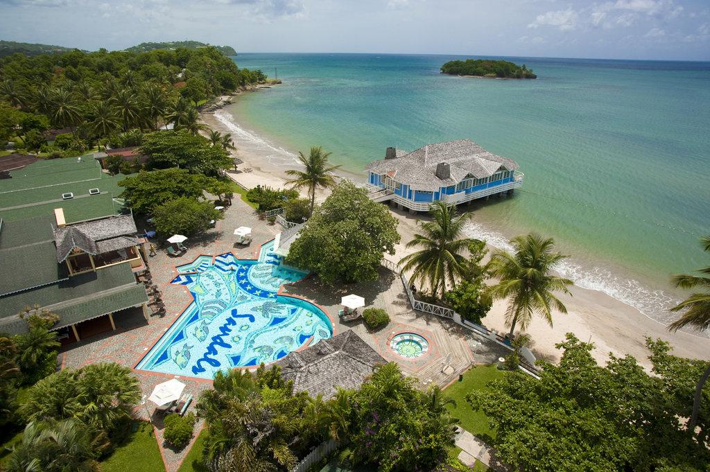 Sandals Resort St Lucia Halcyon Beach
