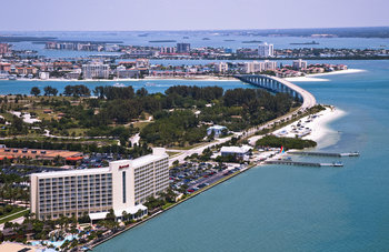 Clearwater Beach Marriott Suites On Sand Key, Aug 17, 2014 7 Nights