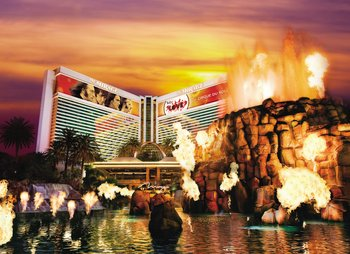 The Mirage, Oct 28, 2014 4 Nights