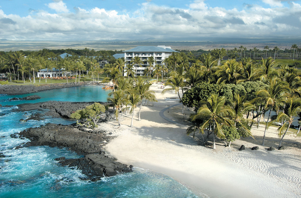 Beach Resort Hawaii Big Island