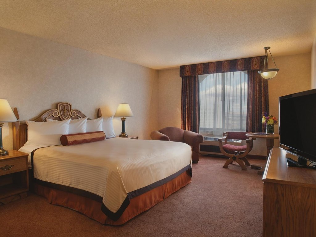 Excalibur Hotel And Casino Tower Room