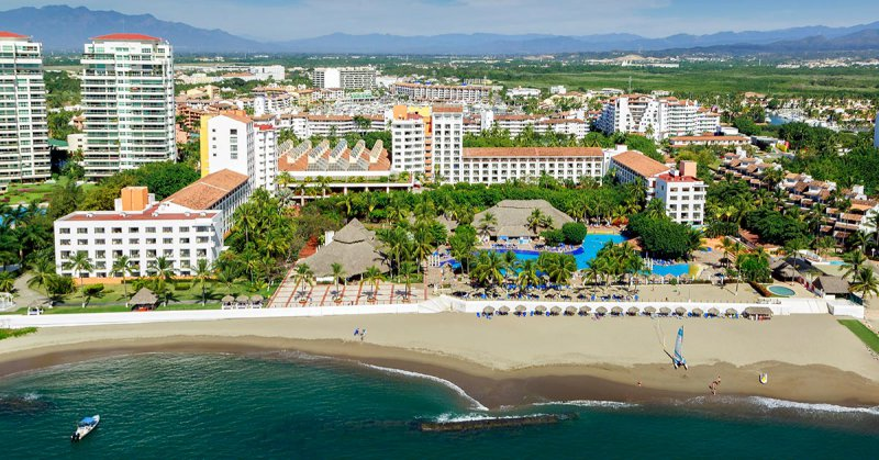 Melia puerto vallarta hotel cheap vacations packages red for Melia hotel