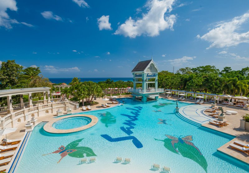 A Caribbean Vacation in True Island Luxury. A true island escape set on 12 miles of the world's best beach, Beaches Turks & Caicos is the ultimate all-inclusive vacation for families.