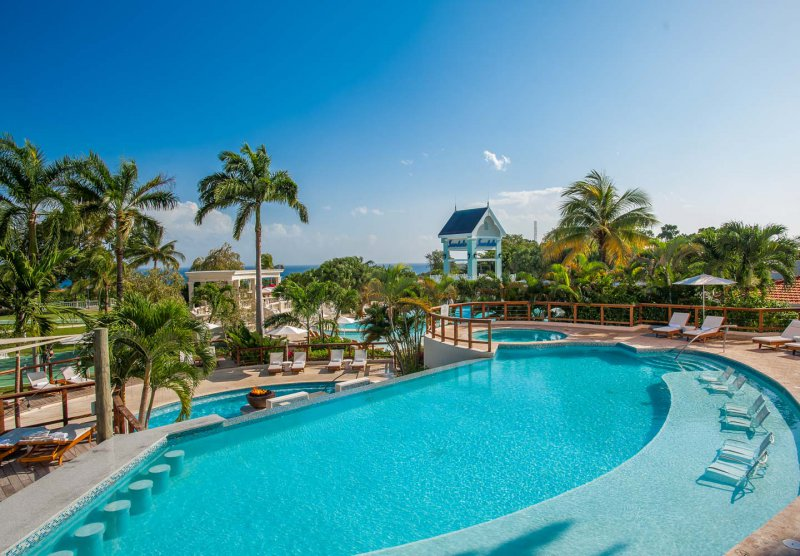 Only Sandals includes multiple all-inclusive vacations in one. Sandals exclusive