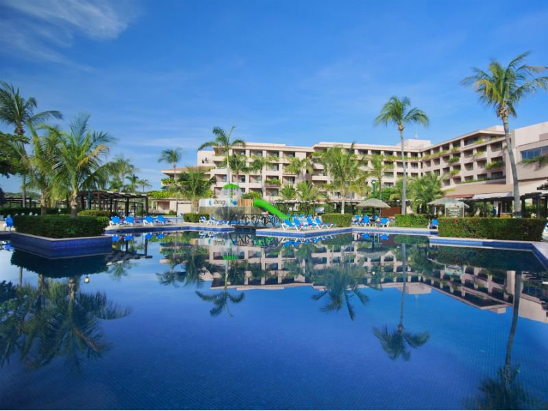 Barcelo Huatulco Beach Cheap Vacations Packages Red Tag Vacations