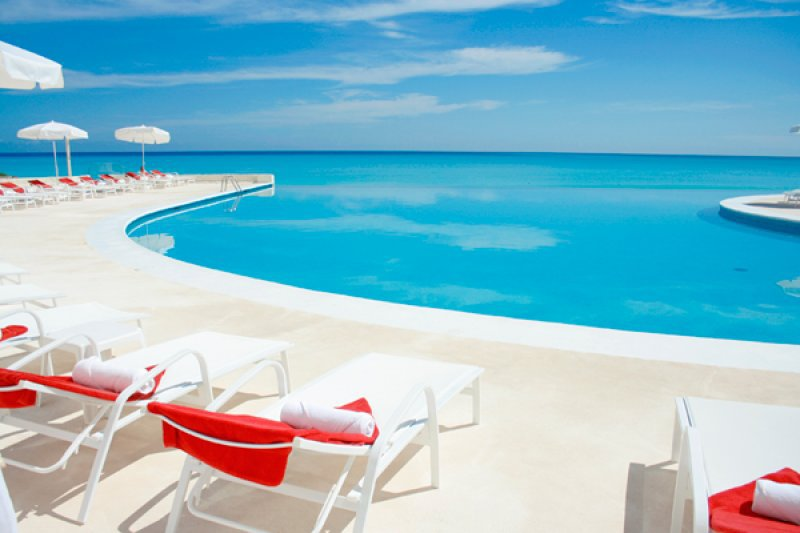 Bel Air Collection Resort And Spa Cancun Map