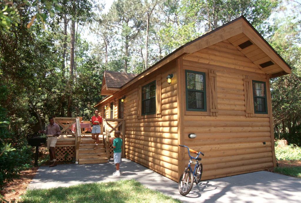 Disneys fort wilderness cheap vacations packages red tag for Disney cabins fort wilderness