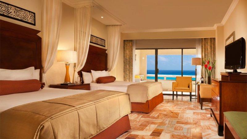 Omni Cancun Room Service Menu