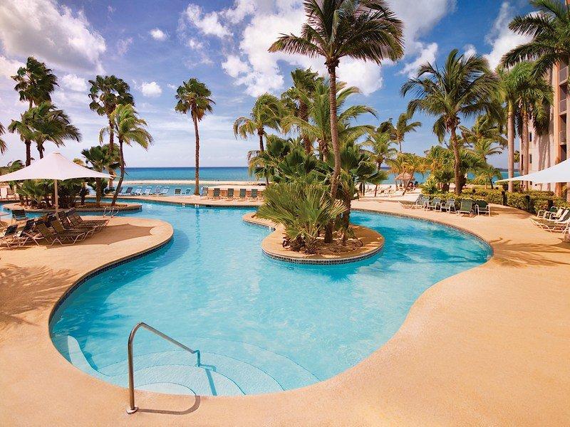 hotel renaissance aruba resort y casino