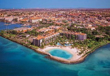 Renaissance Aruba Resort And Casino, Feb 20, 2015 7 Nights